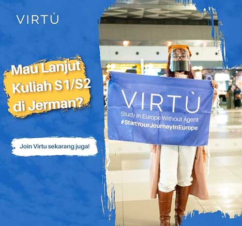 kuliah s1 s2 di jerman bersama virtu education