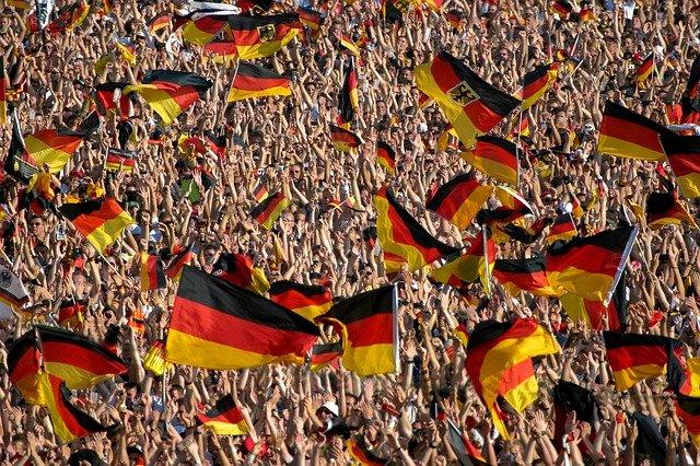 Lambang Negara Jerman dan Jumlah Penduduknya