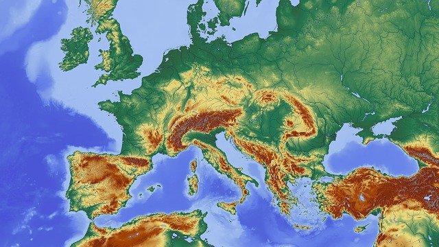 Perbatasan Wilayah Negara Jerman