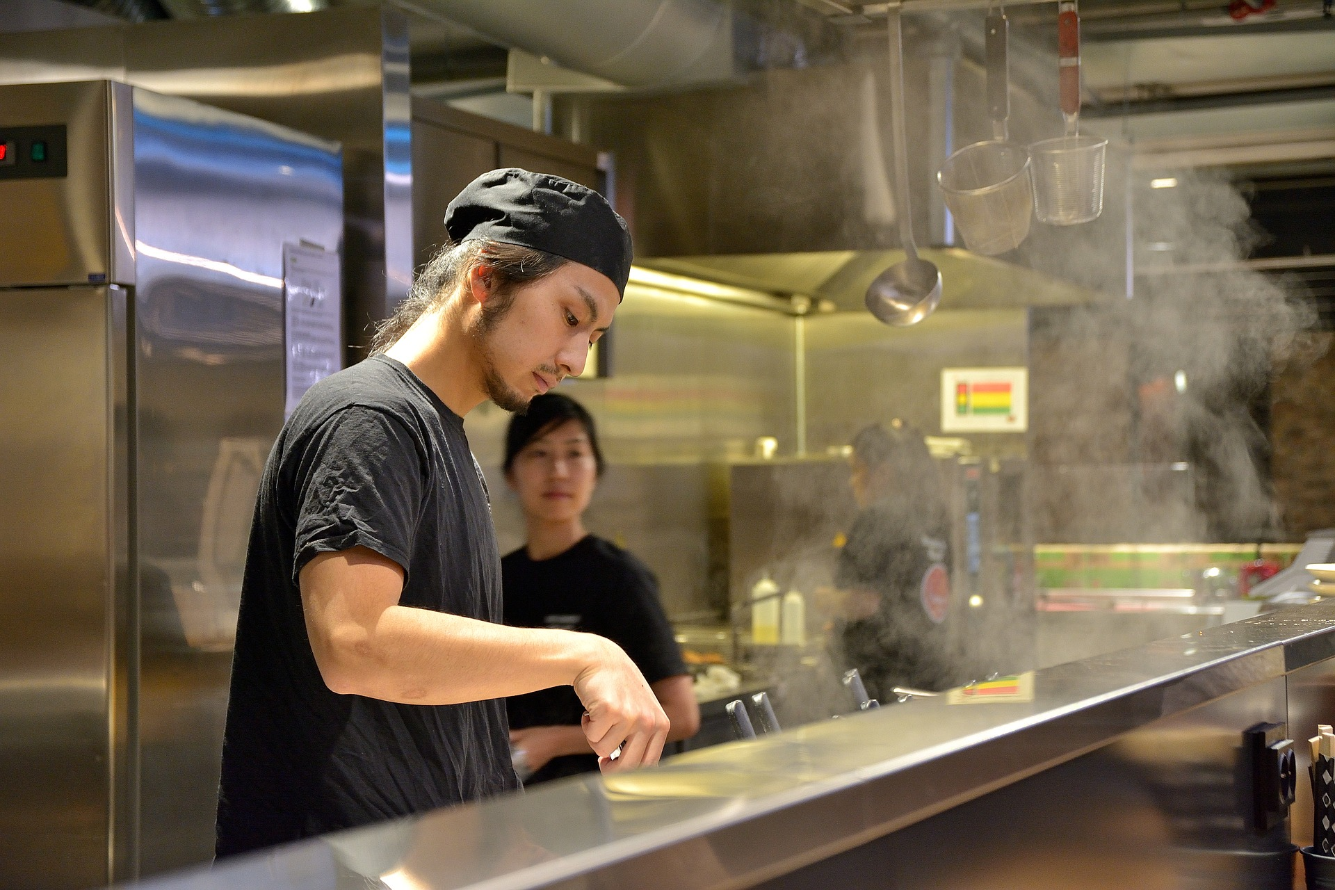 pekerjaan di Jepang